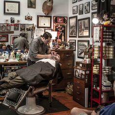 84 best belmont barbershop in chicago images barber barber salon rh pinterest com