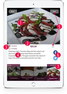 YOUR MENU, YOUR BUSINESS, YOUR CUSTOMERS Create Beautiful Menus & Enhance Customer Satisfaction With FineDine Tablet Menu  #tablet #menu #tabletmenu #tabletmenus #menus #digitalmenu #ipadmenu#menuapp Digital Menu, Red Plum, Basil Leaves, Create, Business, Beautiful, Dinghy, Store, Business Illustration