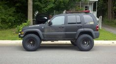 Lets See All Your Lifted Liberty KJ's!!! - Page 9 - JeepForum.com