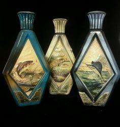 Vintage 1975 JIM BEAMS Choice Alcohol  Wiskey Bourbon Collector Decanters #JimBeamsChoice