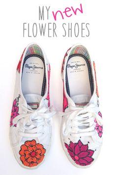 45 Besten Schuhe Bemalen Bilder Auf Pinterest Painted Sneakers