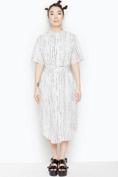 Monki | View all new | Alexa shirt dress