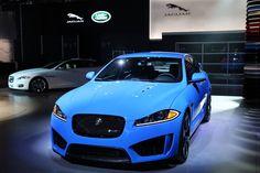 Jaguar XFR-S LA Show