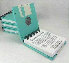 ¿Aun tienes esos viejos discos floppy o diskettes que realmente no sirven?