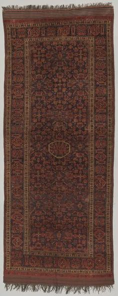 Carpet  Date: 19th century  Place: Afghanistan