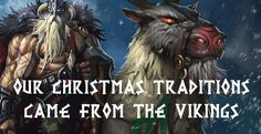 In keeping with the season, the following information covers other traditions we have today and their origins. Yule was a historical religious festival observed by the ancient Germanic peoples. Yule celebration predates Christian holiday and tradition by thousands of years in Scandinavia. The earliest recorded evidence to Yule is in the Germanic month names Ærra