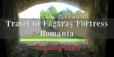 Travel to Făgăraș Fortress, Romania Wooden Fort, Secret Passage, Medieval Books, Religious Books, Word Of Mouth, 12th Century, Us Travel, Romania, My Books