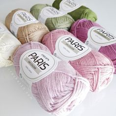 CROCHET10 - DROPS Paris - combinado
