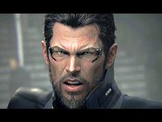 Deus Ex Mankind Divided Cinematic Trailer <3