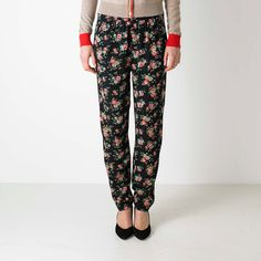 Just In | Kingswood Rose Trousers | #CathKidston