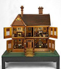 1880's Doll House