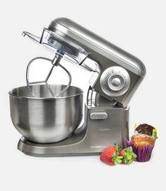 Szyszki z ryżu preparowanego - przepis Ani Starmach - Desery - Polki.pl Kitchen Aid Mixer, Kitchen Appliances, Jambalaya, Tzatziki, Tiramisu, Blue Prints, Diy Kitchen Appliances, Home Appliances, Tiramisu Cake