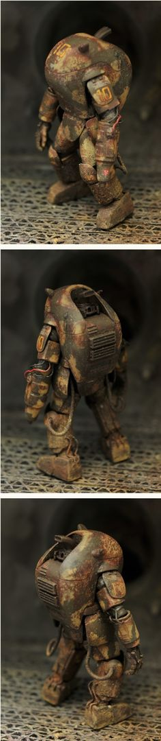 [Ma.K] Armored Fighting Suit Custom Type ARCHELON