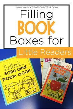 Let's dive into rethinking how we fill book boxes for independent reading time (or literacy stations) in the kindergarten, first, and second grade classrooms. Many teachers include classroom library books, guided reading books, and shared reading poems, but there's something else we might consider adding to best reach every reader. Find out what in this post! Guided Reading Activities, Guided Reading Lessons, Guided Reading Groups, Reading Centers, Reading Resources, Teaching Reading, Reading Comprehension, Shared Reading, Reading Time