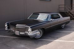 1965 Cadillac Coupe Deville...I've wanted one of these for a LONG time!