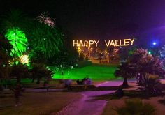 Happy Valley PE. Magical place from my childhood days