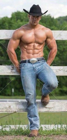 Well hello cowboy.
