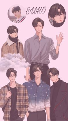 Astro Wallpaper, Wallpaper Quotes, Cute Baby Cats, Cute Babies, Korean Drama List, Japanese Phrases, Cha Eun Woo Astro, Handsome Anime Guys, Cute Anime Character