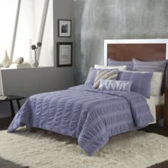 Apt. 9 Ripple 3-pc. Comforter Set - Full/Queen