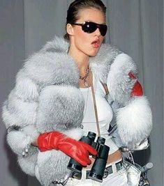 fur fashion directory is a online fur fashion magazine with links and resources related to furs and fashion. furfashionguide is the largest fur fashion directory online, with links to fur fashion shop stores, fur coat market and fur jacket sale. Fur Coat Fashion, Fox Fur Jacket, Fur Clothing, New Wardrobe, Leather Gloves, Furs, Winter Jackets, Fur Jackets, Classy Outfits