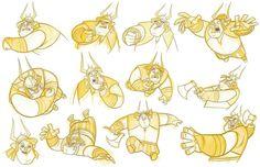 http://theconceptartblog.com/2011/08/25/artes-do-curta-legend-of-the-boneknapper-dragon/