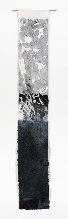 Jennifer Davies - Collages - Slate, pigment, handmade paper