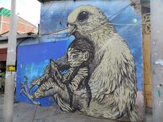 Mural de Erika Il Cane (ITA)