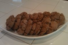 The Ultimate Ginger Cookie.