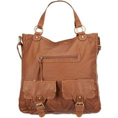 """This bag would be great for school. It is big and stylish and """"In"""" right now."""