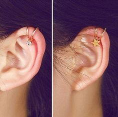 Earring Type: Clip Earrings Item Type: Earrings Style: Trendy Shape\pattern…