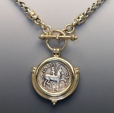 Sterling Silver Jewelry From Israel Coin Jewelry, Gems Jewelry, Pearl Jewelry, Silver Jewelry, Jewelry Accessories, Jewelry Necklaces, Jewelry Design, Coin Necklace, Jewellery