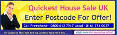 Need A Quick Sale Of Your Property? WE HAVE CASH WAITING. Get An Offer Online. 80%-100% Market Value Acheivable. Enter Postcode!