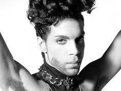 Prince photo by Herb Ritts