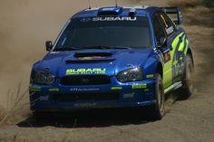 Hirvonen's WRC2004