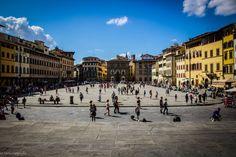Piazza S.Croce Firenze