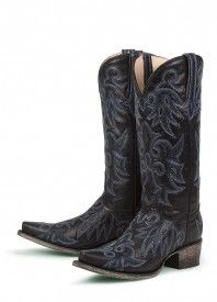 I have these boots in red and LOVE THEM. Wish I could own every color.
