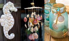 Living.cz - Tipy na DIY dekorace z mušlí