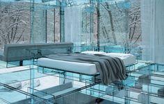 glass house series