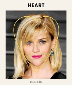 Heart face shape, wide at temple and forehead area and a narrow chin. Oval Faces, Long Faces, Oblong Face Hairstyles, Cool Hairstyles, Heart Shaped Face Haircuts, Hair Heart Shaped Face, Short Hair Cuts, Short Hair Styles, Short Pixie