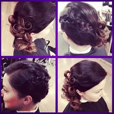 Hair by emski  #hairdresser #hairdo