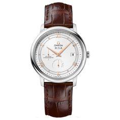 Omega De Ville 42413402102002 Men's Dial Watch