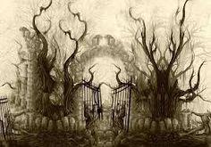 porta do alem
