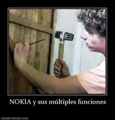 NOKIA+y+sus+múltiples+funciones