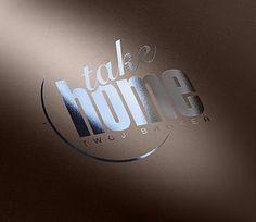 TAKE HOME logo by Kris