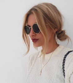Low-Bun Hair Inspiration | POPSUGAR Beauty UK