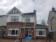 Roofing repairs in Ongar - Top Choice Roofers Ridge Tiles, Roof Repair, Dublin, House Styles, Building, Top, Home Decor, Decoration Home, Room Decor