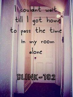 Adams song - Blink-182