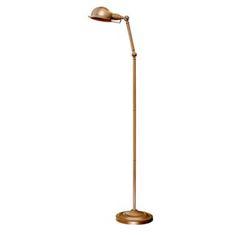 Copper Floor Lamp - STOCK DUE JAN