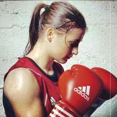 Katie Taylor is an Irish female boxer who is the current Irish, European, World and Olympic Champion in the 60kg division. Katie won the gold medal in the 2012 London olympics defeating Russia's Sofya Ochigava.