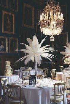 nice 39 Romantic Winter Vintage Wedding Decoration Ideas